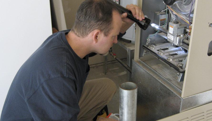 Inspecting Heater