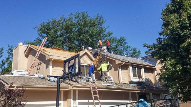 Residential Roofing Contractors Omaha NE