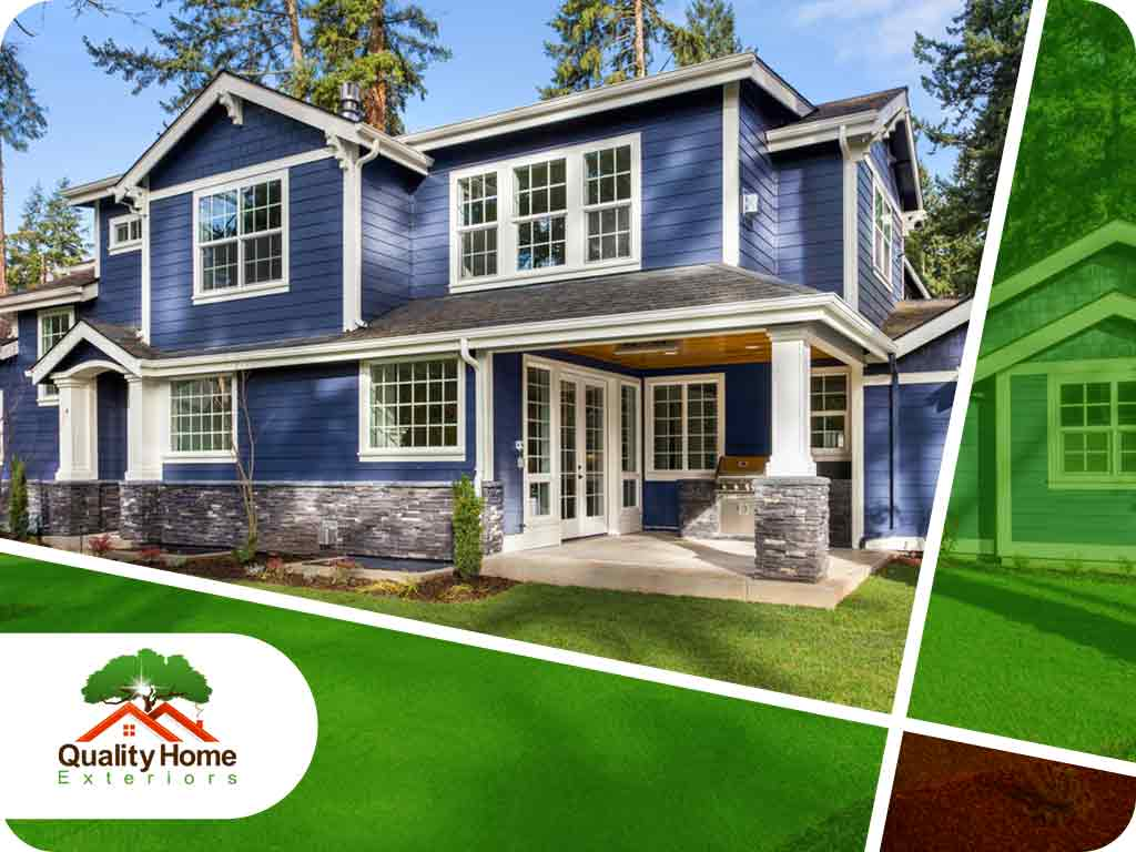 What Sets Quality Home Exteriors Apart From the Competition?