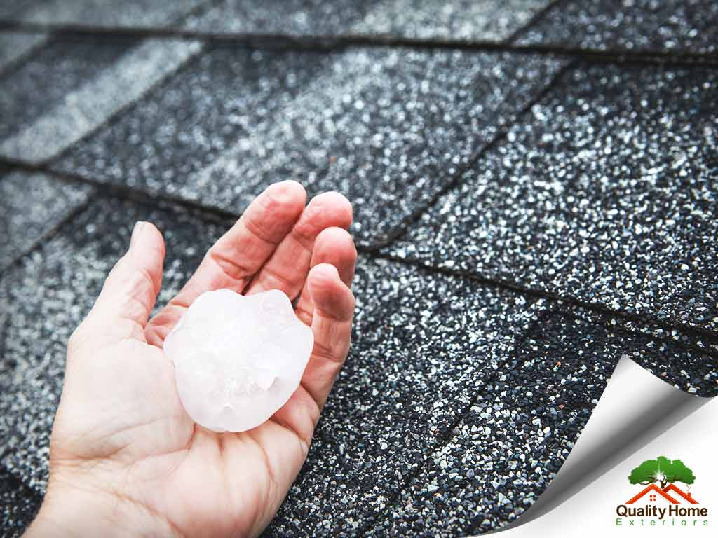Hail Damage: Signs to Look For