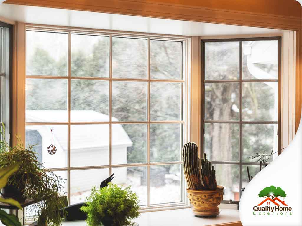 Style And Decoration Ideas For Garden Windows Quality Home Exteriors